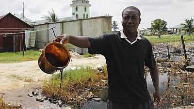 Niger Delta village sues Eni in Italy for pipe explosion damages