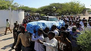 Two soldiers arrested over Somali minister's murder
