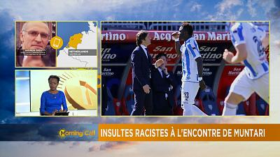 Football : la suspension de Muntari alimente la spirale raciste dans le championnat italien