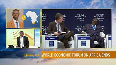 World Economic Forum on Africa ends [The Morning Call]