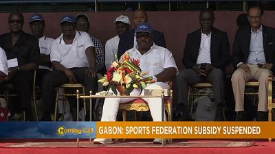 Sports federation subsidy suspended in Gabon [The Morning Call]