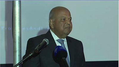 Afrique du Sud: l'ex-ministre P. Gordhan condamne la corruption