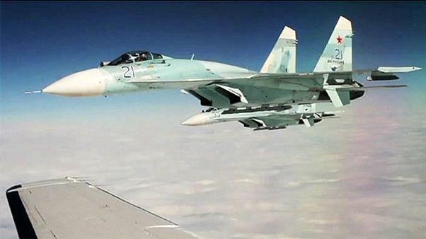 US intercepts Russian warplanes near Alaska