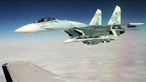 Nouvelle interception d'avions russes par des Américains au large de l'Alaska