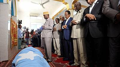 Somali Auditor General sacked after bodyguards kill minister