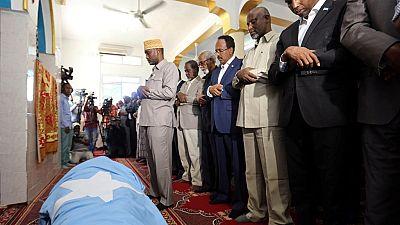 Somali Auditor General sacked after bodyguards kill minister