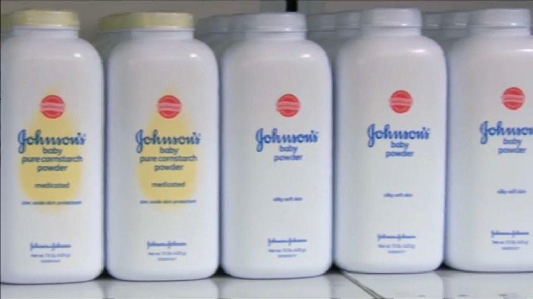 """""""جونسون آند جونسون"""" تدفع 110 ملايين دولار بسبب إصابة امرأة بالسرطان"""