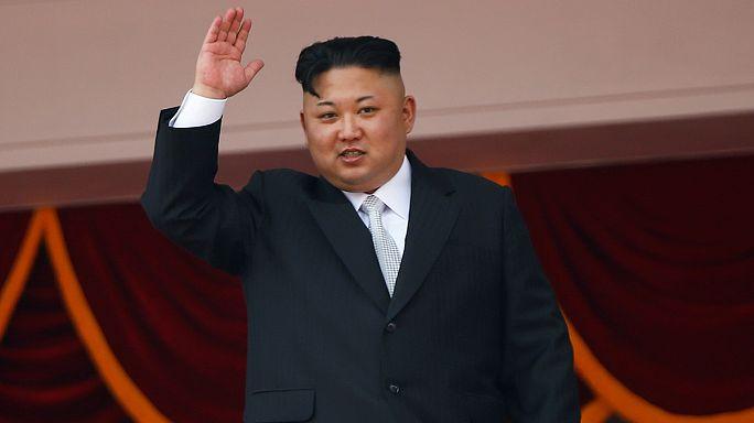 Corea del Norte acusa a la CIA de intentar matar a Kim Jong-un