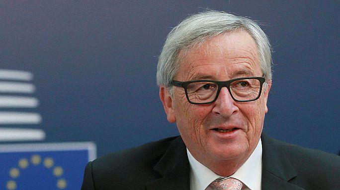 """Jean-Claude Juncker: """"El inglés está perdiendo su dominio lingüístico en Europa"""""""