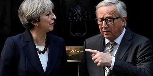 """""""Estado da União"""": discórdias do Brexit, suspense em França"""