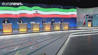 پوشش دومین مناظره انتخابات ریاست جمهوری ایران