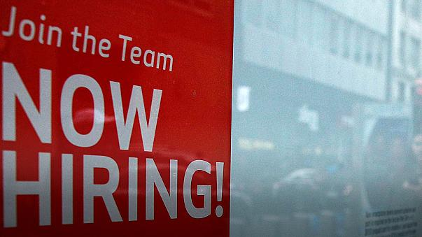 EUA: Taxa de desemprego no nível mais baixo dos últimos 10 anos