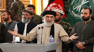 گلبدین حکمتیار خواستار توافق صلح با طالبان شد