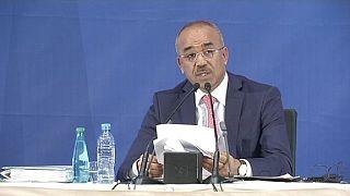 Algeria's ruling coalition wins majority in parliament