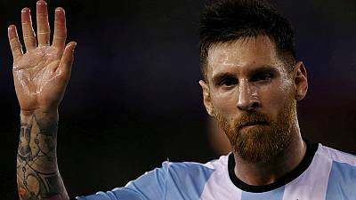 FIFA lifts Messi's 4-match international ban