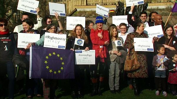 Brexit: EU will garantierte Rechte für ihre Bürger