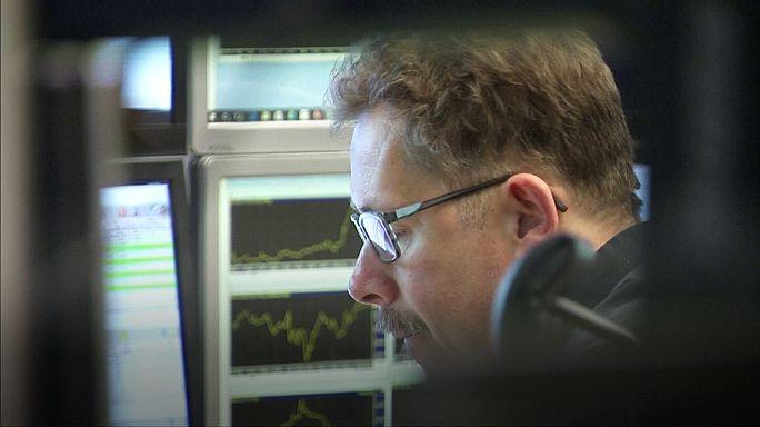 Oil stabilises, stocks rise on Macron confidence