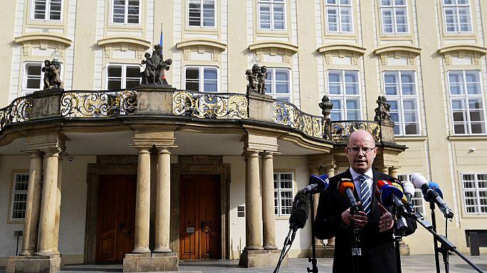 Çek Cumhuriyeti'nde hükümet krizi