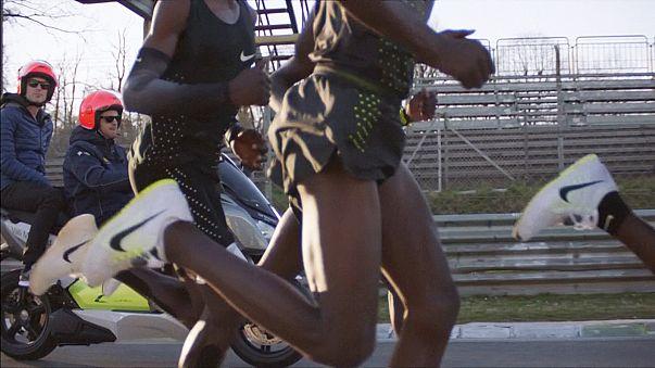 Des marathoniens sous la barrière des deux heures?