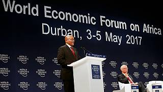 Durban : fin du Forum économique mondial avec des espoirs d'une croissance plus inclusive en Afrique