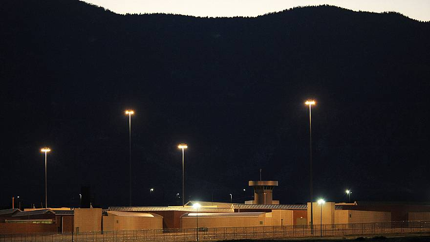 Image: The Florence Federal Prison Complex in Colorado in 2009.