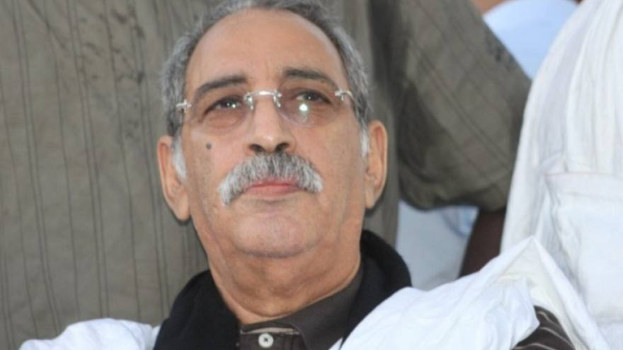 الموت يغيب الرئيس الموريتاني السابق علي ولد محمد فال