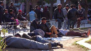 Embercsempész-hálózatot leplezett le a görög rendőrség