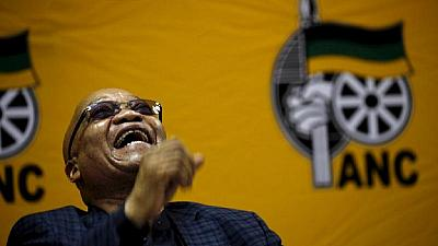 S. Africa's ruling party says judiciary colluding with opposition