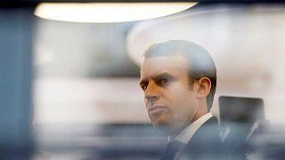 قبل الجولة الثانية من الانتخابات الرئاسية الفرنسية ماكرون يتعرض لعملية قرصنة كبيرة
