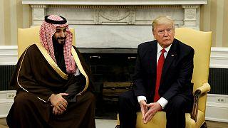 قصد آمریکا برای فروش دهها میلیارد دلار تسلیحات به عربستان سعودی