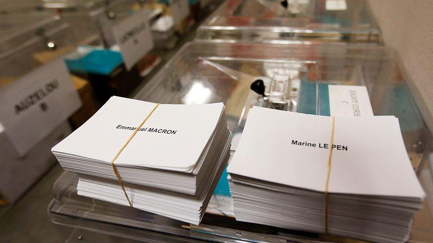 Франція: підготовка до 2-го туру виборів президента