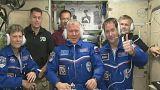 Astronauta francês na ISS vota nas presidênciais