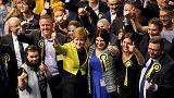Шотландія: Стерджен прокоментувала успіхи торі на місцевих виборах