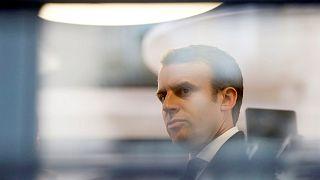 Favori cumhurbaşkanı adayı Macron'un elektronik postaları çökertildi