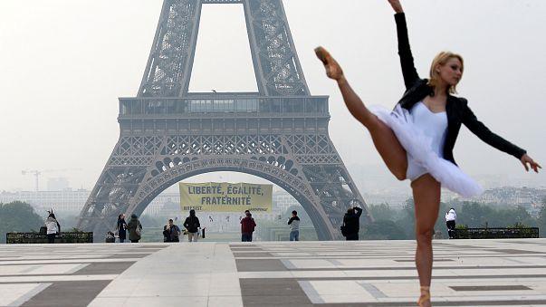Os franceses a caminho das urnas