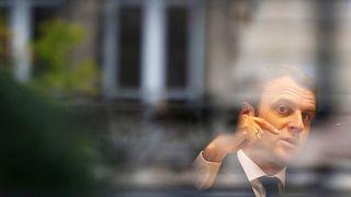 الرئيس الفرنسي يتوعد بالرد على عملية قرصنة استهدفت حملة ماكرون