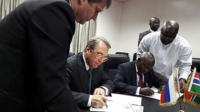The Gambia signs visa waiver agreement with Russia