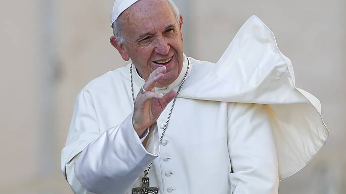 "Pope ashamed of ""mother of all bombs"" name"