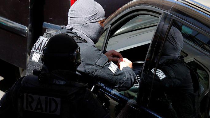 عسكري فرنسي سابق موقوف يعترف بنيته تنفيذ اعتداء باسم داعش
