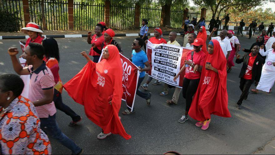 بوكو حرام تعلن إطلاق سراح 82 فتاة من أصل 200