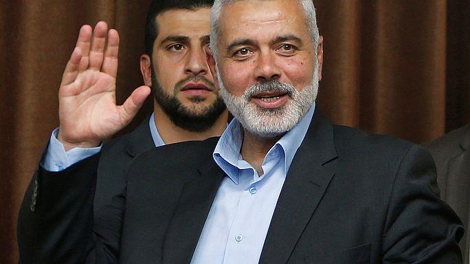 Új arculata, új programja és új vezetője van a Hamásznak