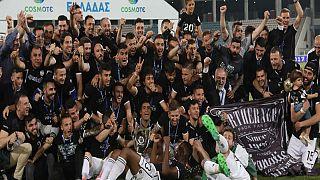 Κυπελλούχος ο ΠΑΟΚ-Η βία σημάδεψε τον τελικό