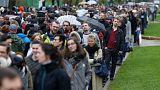 Los territorios de ultramar inauguran la segunda vuelta de las presidenciales francesas