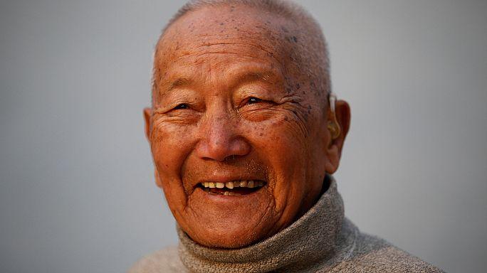 Sercsan: meghalt a legöregebb nepáli hegymászó
