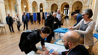 Polls open in France's presidential election