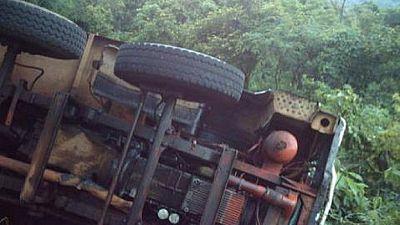 Guinée : au moins 21 morts dans un accident de la route