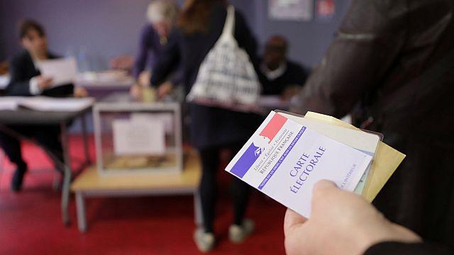 France : les deux candidats ont voté