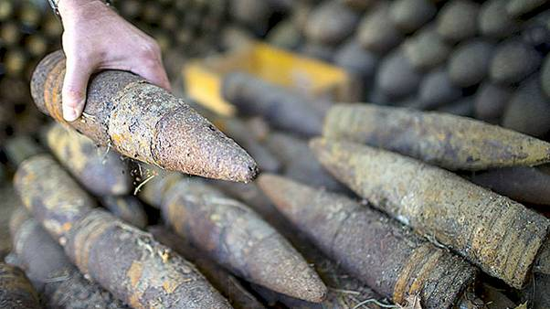 تخلیه ۵۰ هزار نفر در هانوفر آلمان برای خنثی کردن بمب های بجا مانده از جنگ دوم جهانی