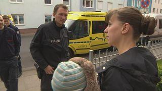 Hannover'da büyük tahliye operasyonu