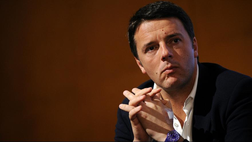 Matteo Renzi returns
